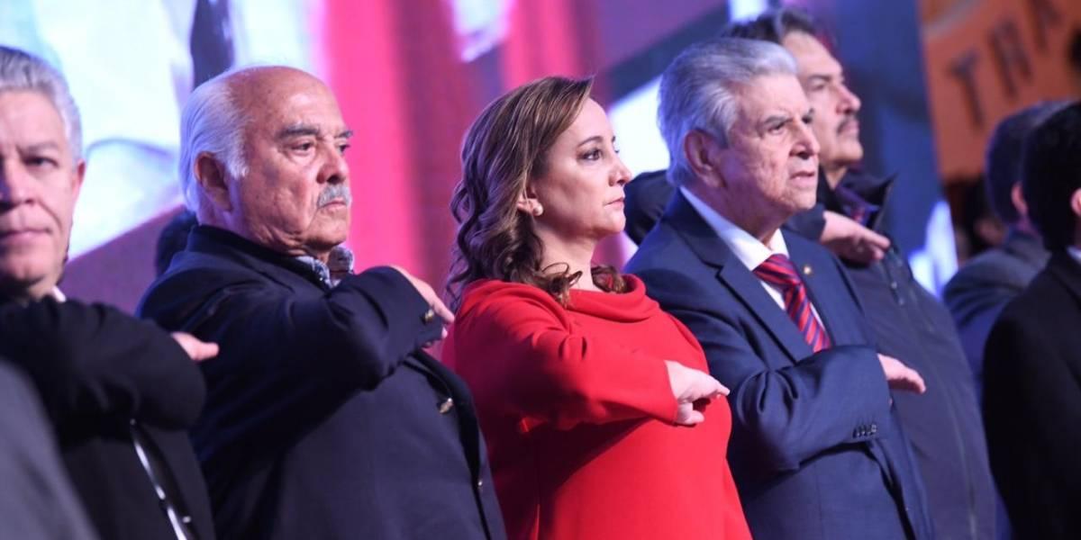 PRI y CTM defenderán conquistas de los trabajadores: Ruiz Massieu
