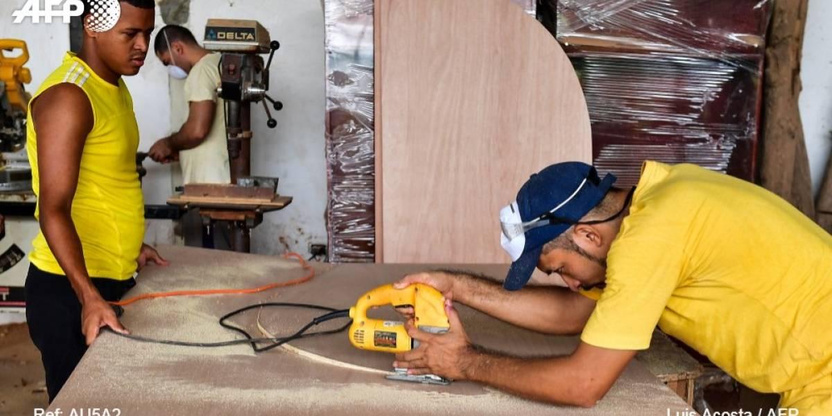 VIDEO. Presos panameños sueñan con su libertad fabricando confesionarios para el papa Francisco