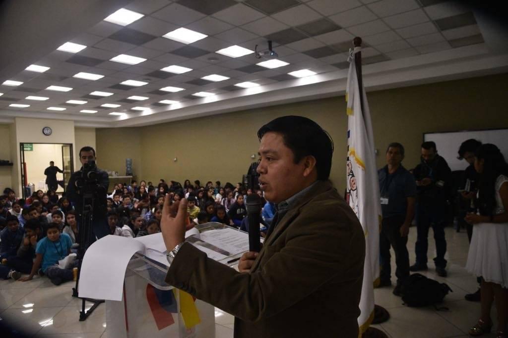 Héctor Canto, viceministro de Educación. Foto: Omar Solís