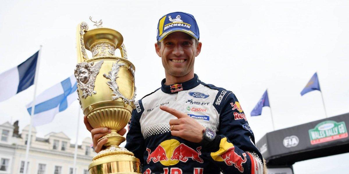 Sebastien Ogier obtiene su sexto título en el rally de Australia