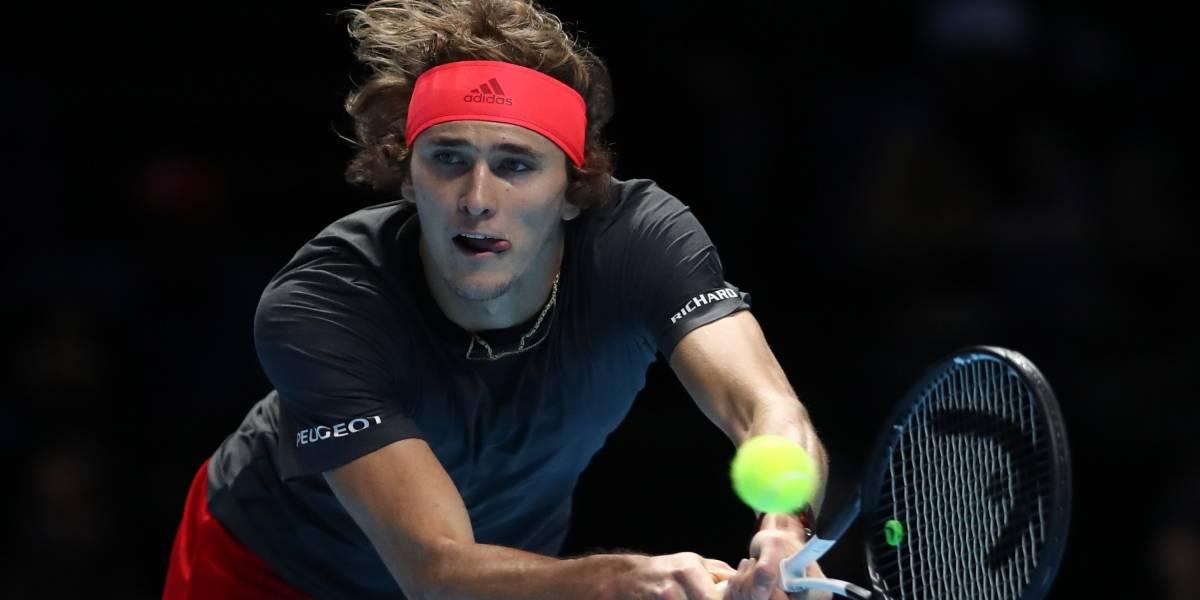 Tenista de 21 años vence a Roger Federer en Copa Masters