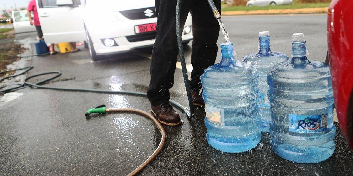 Instan a no sobre almacenar agua en zonas con racionamiento