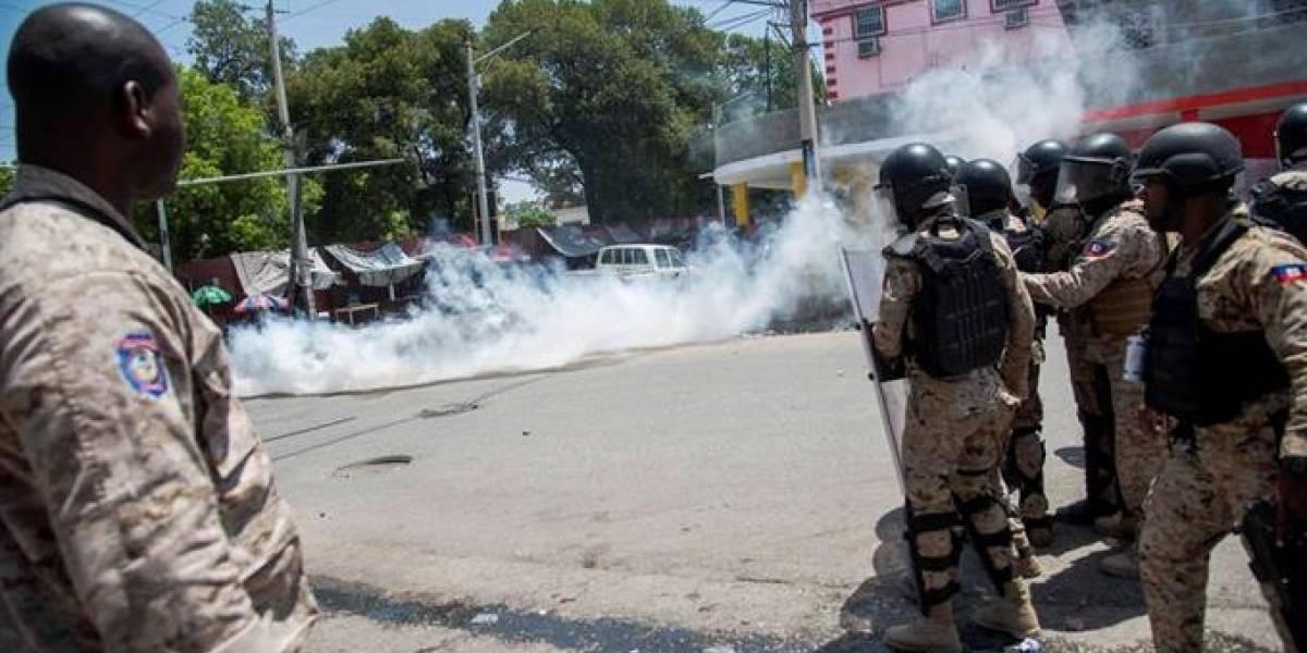 Gobierno haitiano llama a la calma ante protesta de mañana contra corrupción