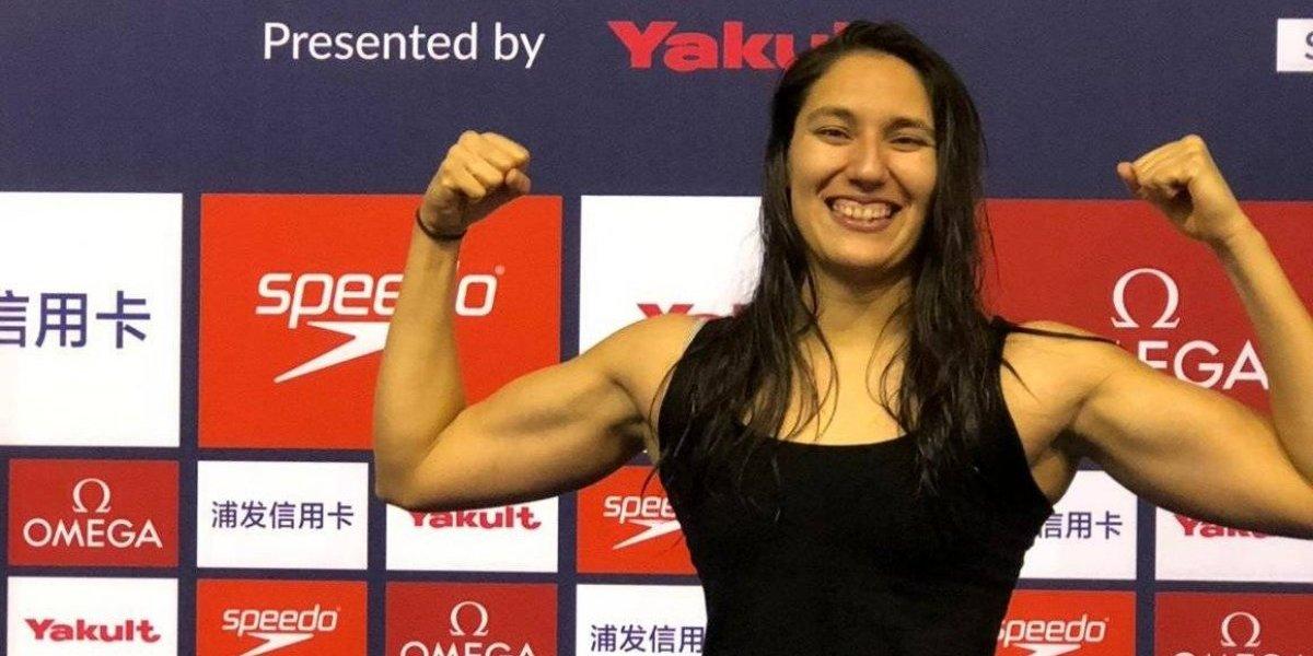 Liliana Ibáñez afirma que regresó más fuerte que nunca de cara a Tokio 2020
