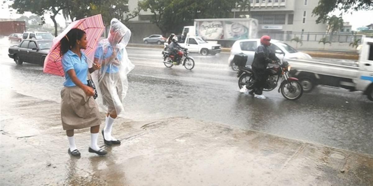 Meteorología descontinúa este sábado la alerta de lluvias