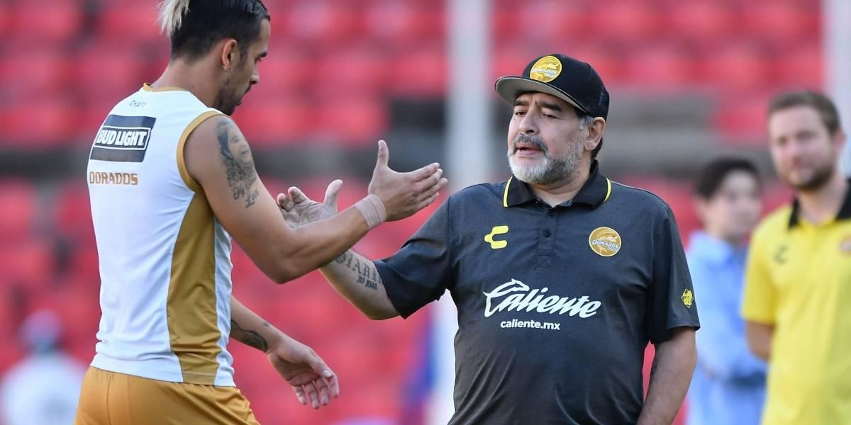 Dorados y Maradona avanzan a semifinales de Liga de Ascenso