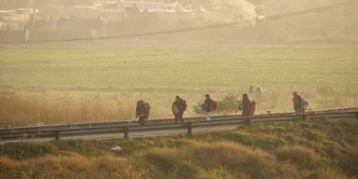 Segunda caravana migrante se dirige hacia Guanajuato