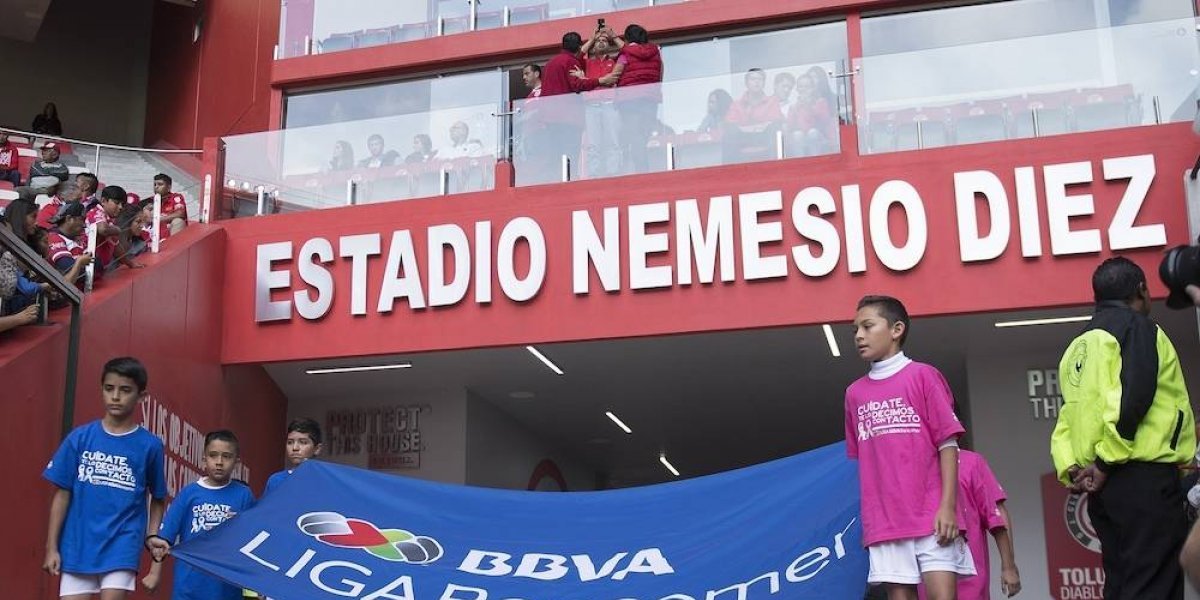 Toluca will not give Ten Nemesio to America in a league