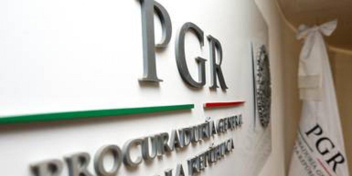 SHCP presenta denuncia ante la PGR por lavado de dinero