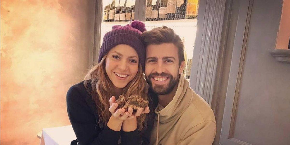 """VIDEO. En una romántica aventura, Piqué y Shakira salen en busca de un """"tesoro"""""""