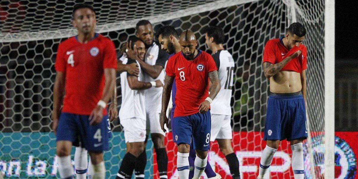La Roja de Rueda permitió que Costa Rica corte una terrible racha y sume un histórico triunfo en Sudamérica