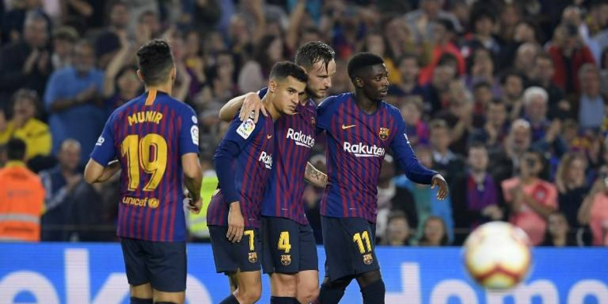 Crack del Barça se lesiona y aficionados azulgranas celebran su desgracia