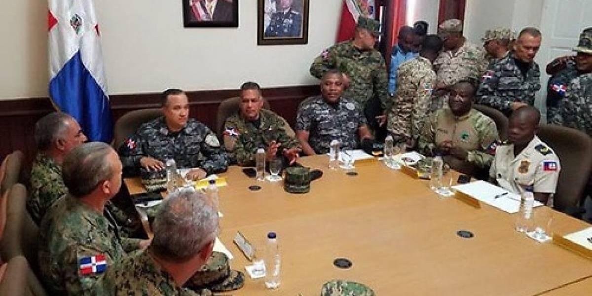 República Dominicana y Haití se reúnen para tratar la seguridad en frontera