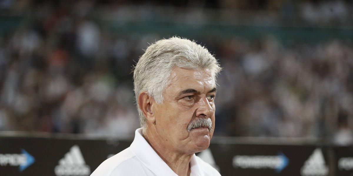 'Tuca' Ferretti lamentó falta de contundencia del Tri ante Argentina