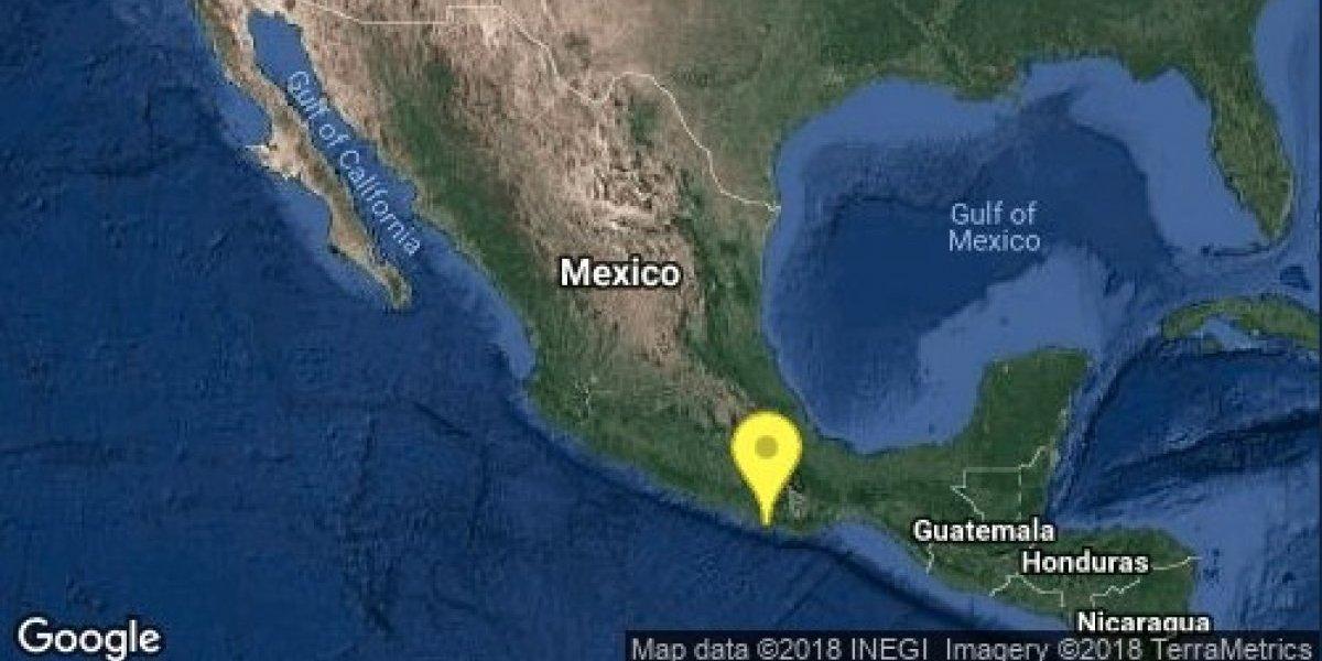 Sismo de 4.3 sacude a Río Grande, Oaxaca
