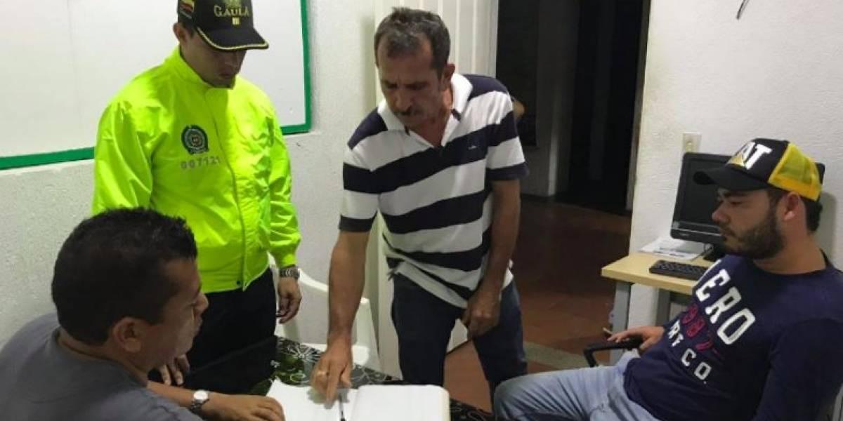 Fingió un secuestro y le exigió 100 millones de pesos a su propia familia