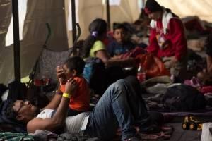 Migrantes podrían ser reubicados