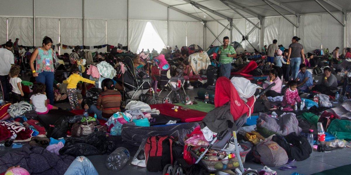 82% de los migrantes que están en la CDMX pedirán visa humanitaria