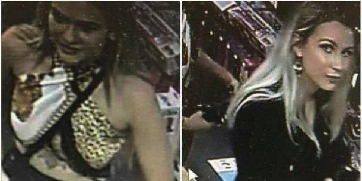 Ofrecen recompensa a quien identifique a ladronas de vibradores en sex shop