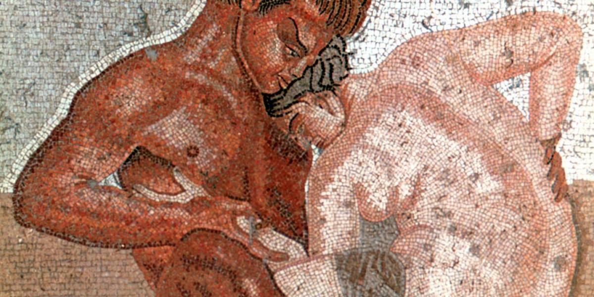 Na cama com os romanos: como o sexo mudou a história da Roma antiga