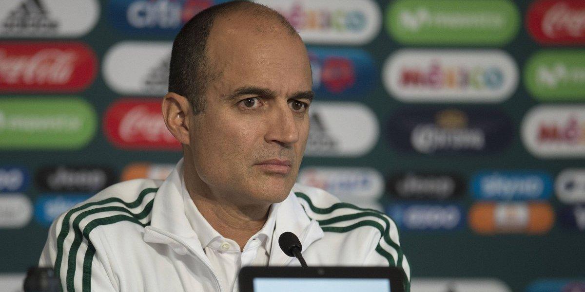 Guillermo Cantú afirma que Martino no ha firmado con el Tri