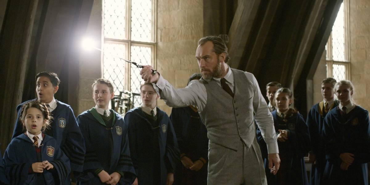 'Fantastic Beasts' destrona al 'Grinch' en los cines