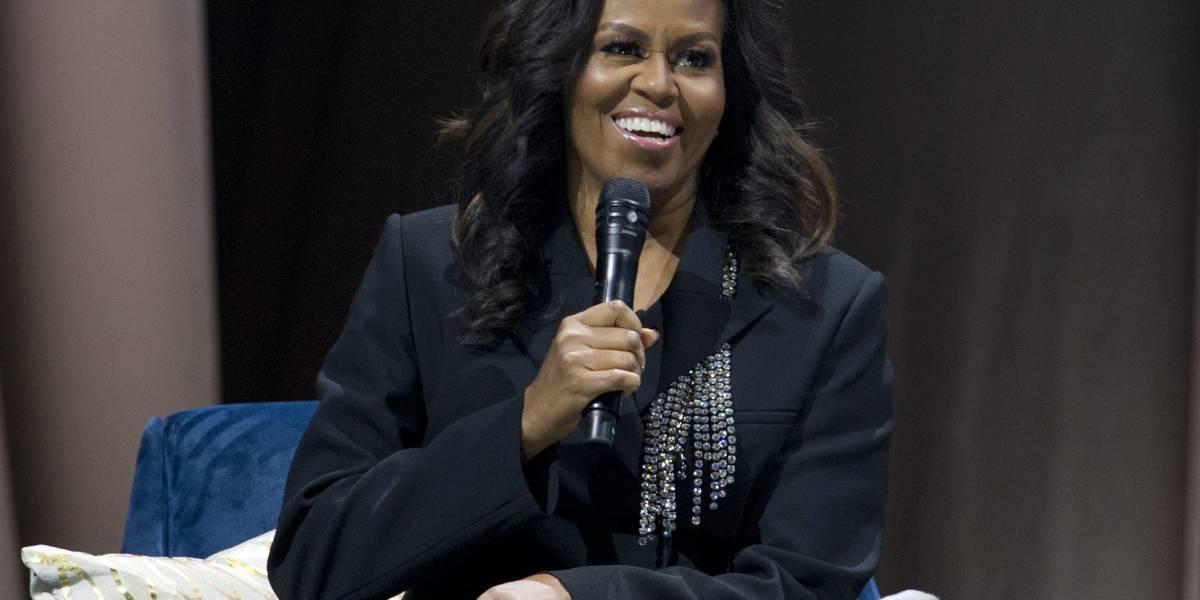 Michelle Obama ofrece mensaje en los Grammys junto a Jennifer López y Lady Gaga