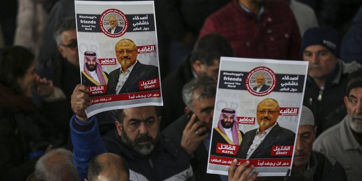 """Trump afirma que no hay """"ninguna razón"""" para escuchar audio del asesinato de Khashoggi"""