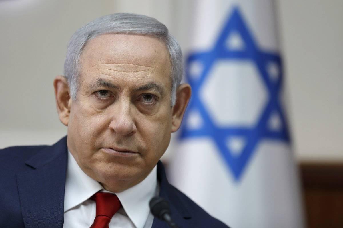 Benjamin Netanyahu, primer ministro de Israel Foto: AP