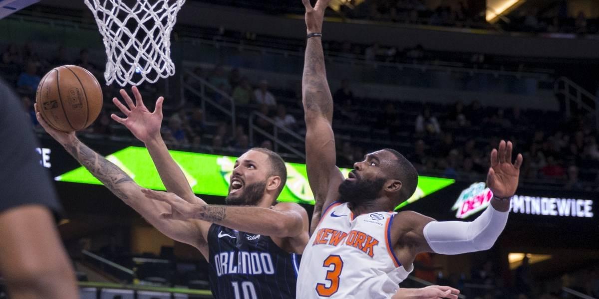 Magic de Orlando dominan a los Knicks de Nueva York