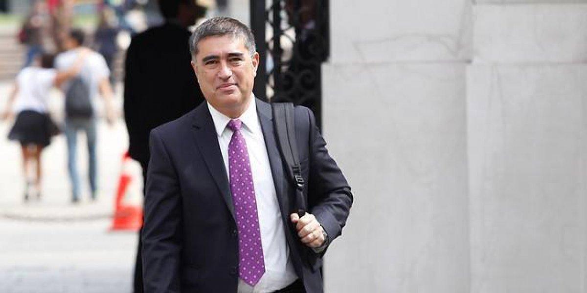 Elecciones en RN: Mario Desbordes arrasa en la votación y se mantiene como presidente del partido