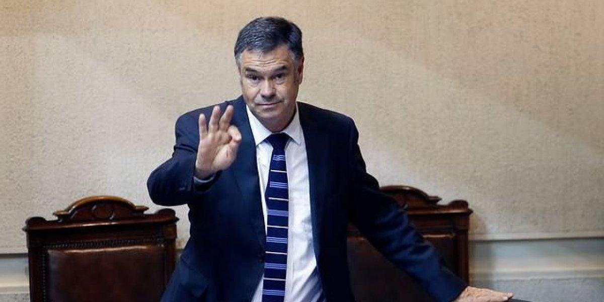Alcalde de Pirque denuncia tráfico de influencias por parte de Manuel José Ossandón para favorecer a su hijo