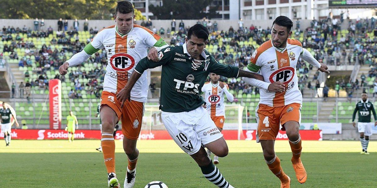 Minuto a minuto: Cobresal y Wanderers definen quién enfrentará a Cobreloa por el ascenso a Primera A
