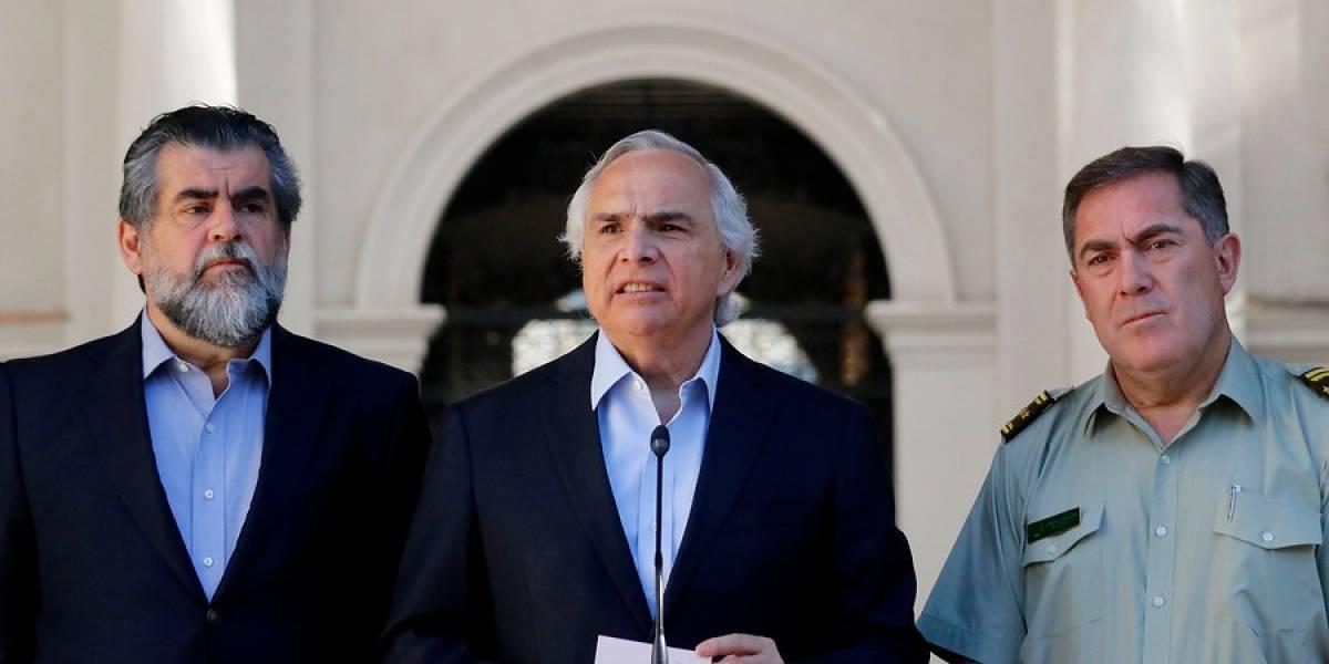 Subsecretario Ubilla y muerte de Camilo Catrillanca: investigación apunta a un homicidio