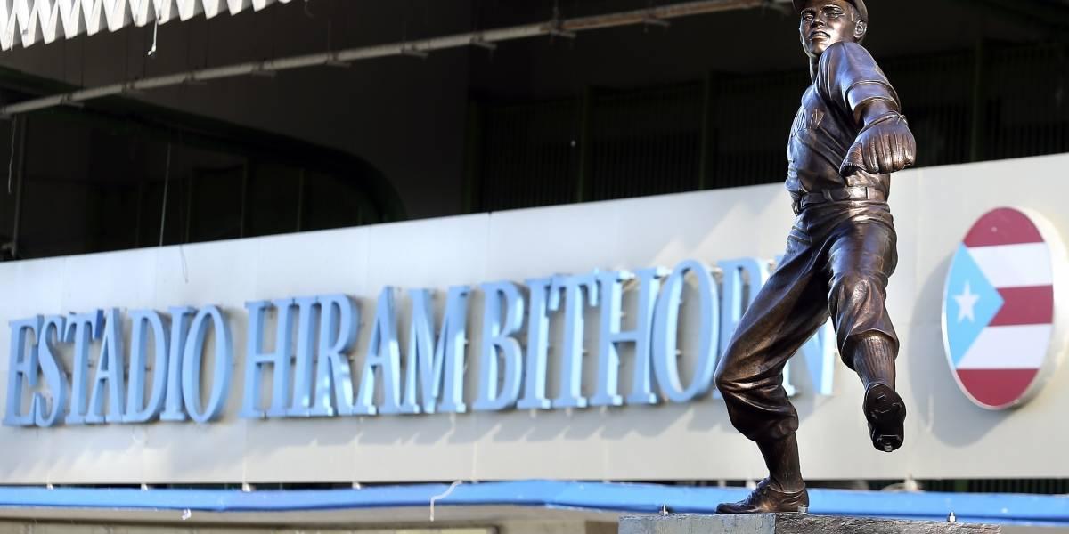 Reportan robo en camerino del estadio Hiram Bithorn