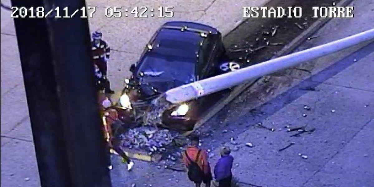 Jugadores del Deportivo Cuenca sufrieron accidente de tránsito