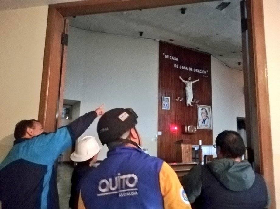 Suspenden clases en Unidad Educativa La Providencia Twitter