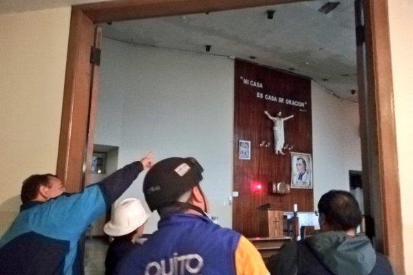 Suspenden clases en Unidad Educativa La Providencia