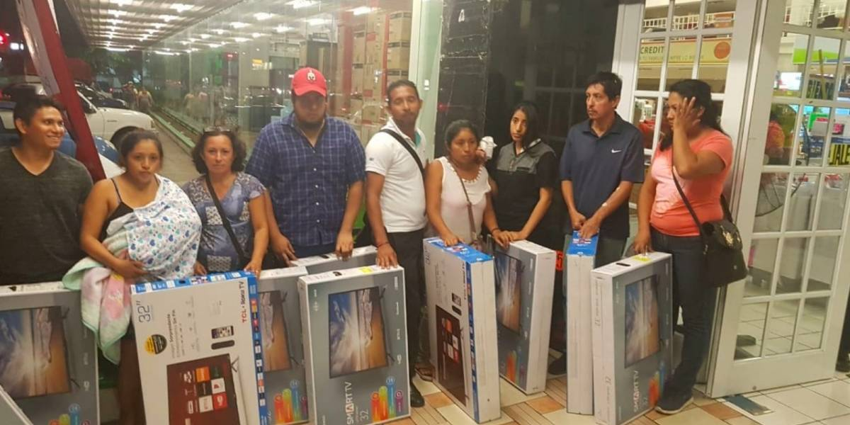 Por un error, venden televisores en 8 pesos este Buen Fin