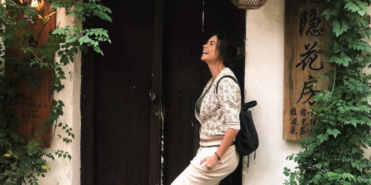 ¡Sara Uribe cambió de look! La presentadora luce muy diferente ahora