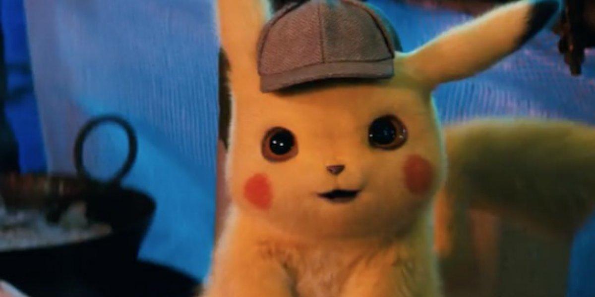 Así podría verse pichu en detective pikachu