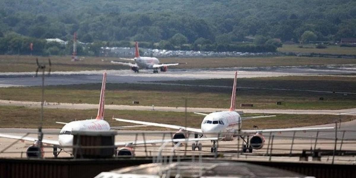 Cierran cerca de una hora aeropuerto por falsa amenaza de bomba