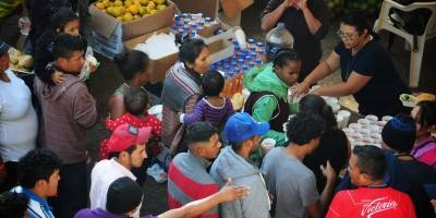 Confirman traslado de migrantes a Casa del Peregrino en la GAM