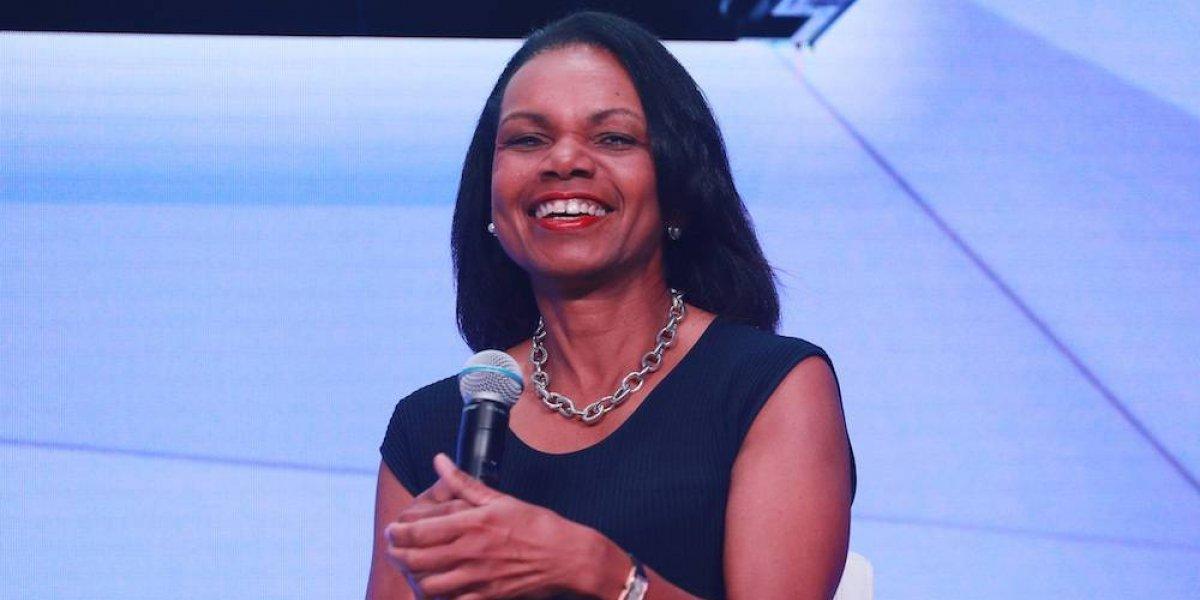Browns estarían interesados en Condoleezza Rice para entrenadora en jefe