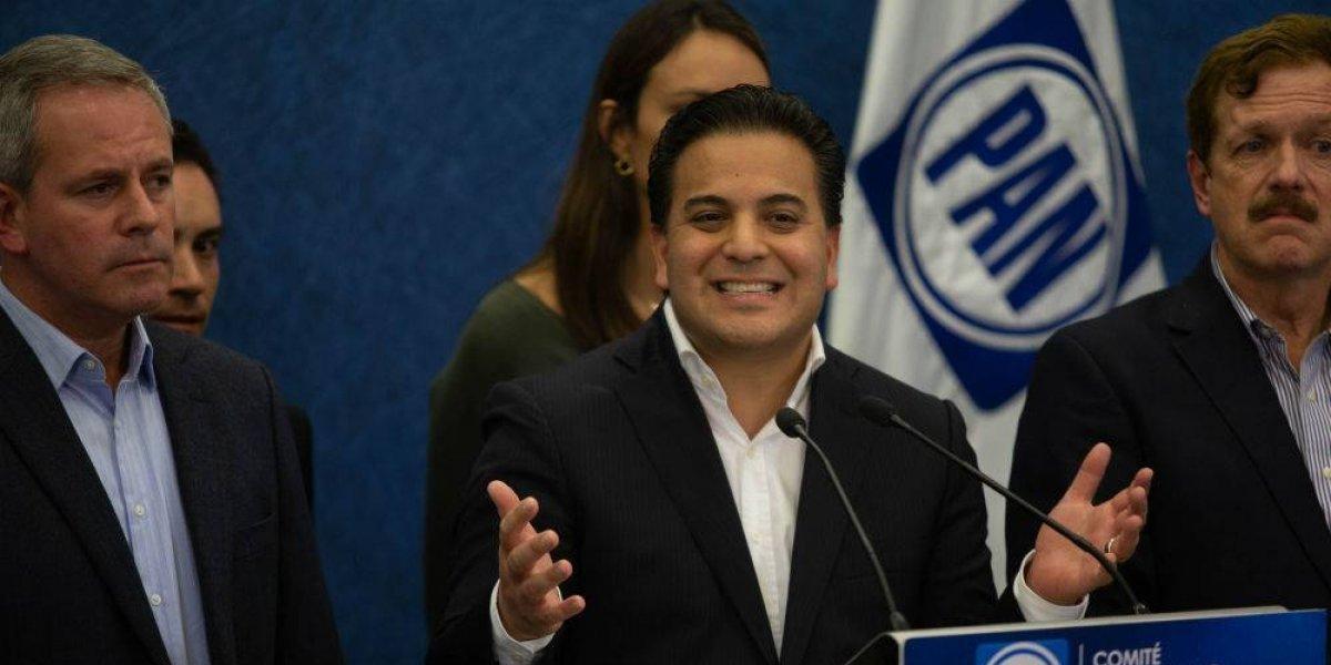 Damian Zepeda deja coordinación del PAN en el Senado