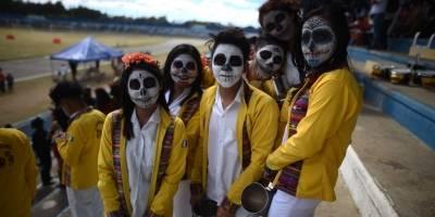 """Festival """"Tradiciones Latinoamericanas en el Día de los Difuntos"""""""