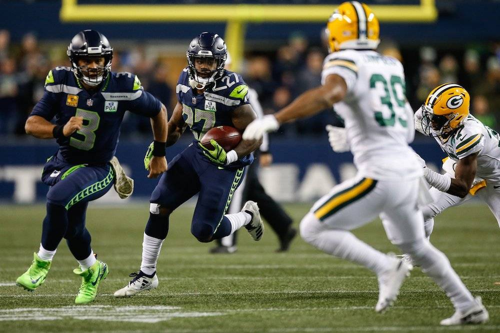 Packers 24-27 Seahawks / Getty Images