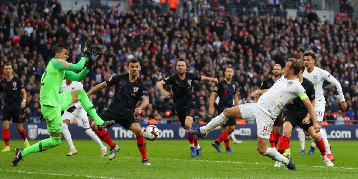 Inglaterra se clasificó tras una agónica victoria ante Croacia - Somos Deporte