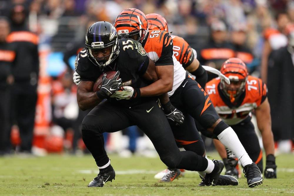 Bengals 21-24 Ravens / Getty Images