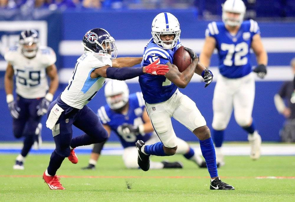 Titans 10-38 Colts / Getty Images